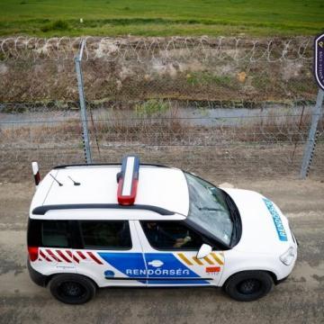 Csaknem negyven határsértőt tartóztattak fel Baranyában