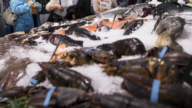 Felkészültek az ünnepi keresletre a halárusok