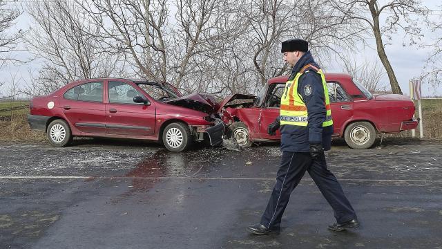 Halálos baleset történt Somogyaszalónál