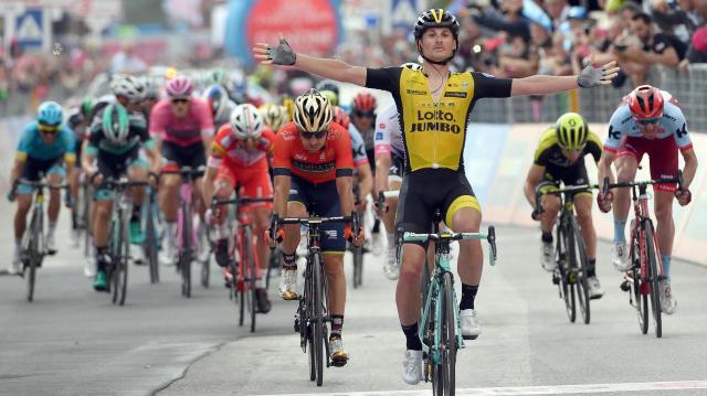 Hatvanhat magyar települést érint a Giro d'Italia verseny