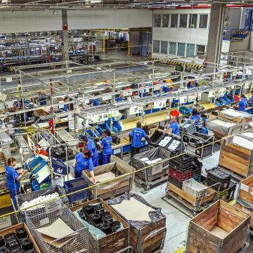 Megállapodtak a dolgozók juttatásairól a jászberényi gyárban