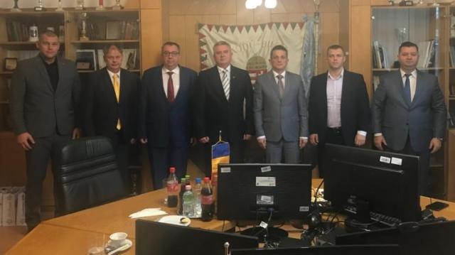 Munkaértekezlet Debrecenben