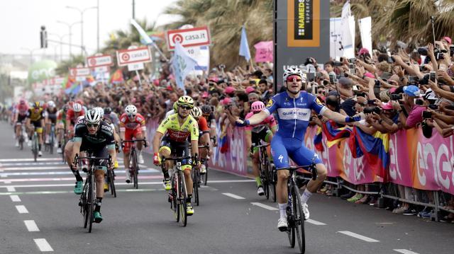 Prezentációt tartottak a Giro d'Italia magyarországi rajt- és célvárosainak