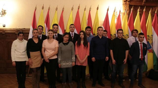 18 új ösztöndíjasa van Kaposvárnak