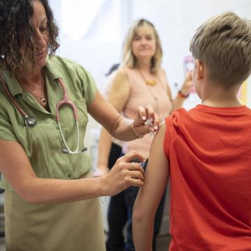 Alapellátó központokba szerveződnének a szombathelyi gyermekorvosok