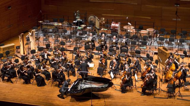 Átvették a Pannon Filharmonikusok zenekar által alapított Lickl-díj kitüntetést