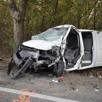 Halálos baleset történt az M1-es autópályán, Lébénynél