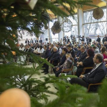 Idén is a Magyarok karácsonyára várják a vendégeket Ópusztaszeren