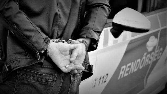 Illegális migránst tartóztattak fel a városban