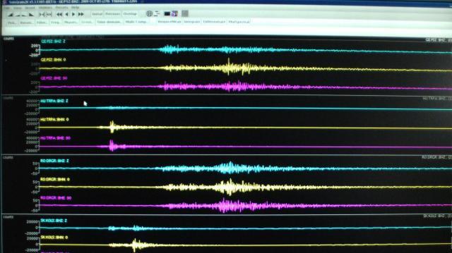 Kisebb földrengés volt Törökbálint térségében
