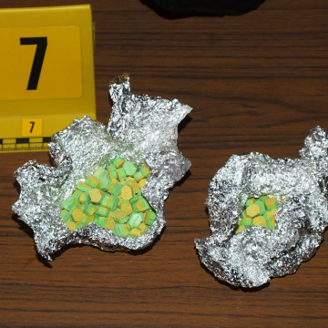 Négy heklyszínen találtak kábítószert