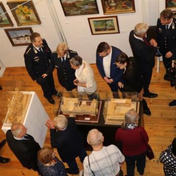 Police Art Studio kiállítás nyílt