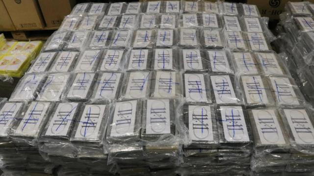 Százmillió forintot érő kokaint találtak Röszkénél
