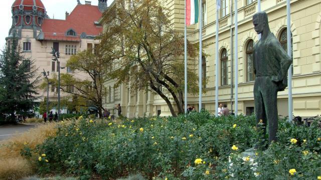 Továbbra is az SZTE a legzöldebb magyar felsőoktatási intézmény