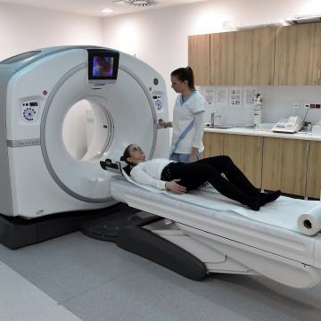 Új CT-készüléket kapott az országos kardiológiai központ