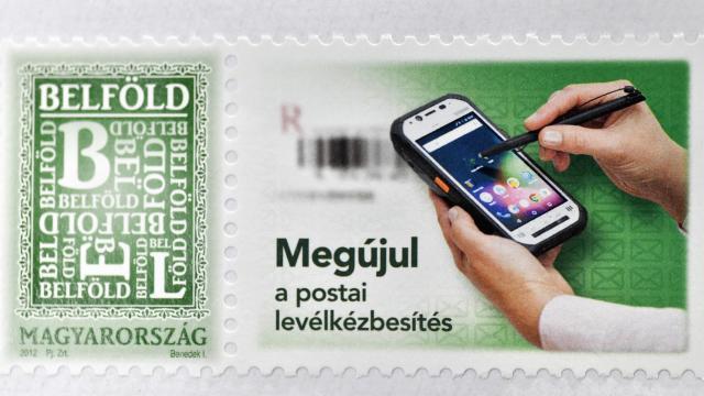 Új korszakba lépett a postai szolgáltatás