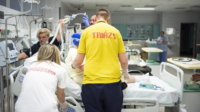 A kormány béremeléssel, ösztöndíjakkal segíti az ápolói létszám növekedését