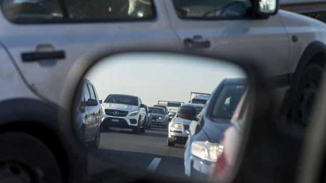 Egyre gyakoribb, hogy autópályán tolatnak vagy megfordulnak