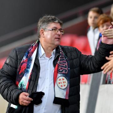 Herczeg András lemondott a Debrecen vezetőedzői posztjáról