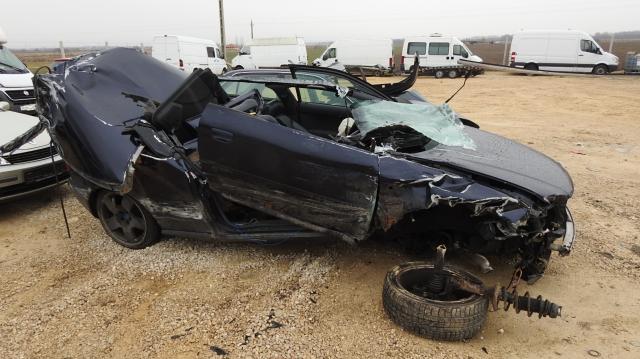 Két utasa halálát okozta a bódult sofőr