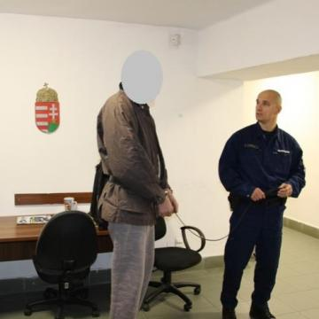Letartóztatták az oroszlányi nő megölésével gyanúsított férfit