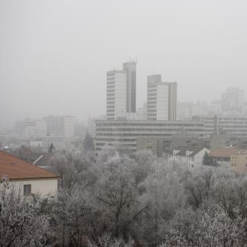 Nőtt a légszennyezettség