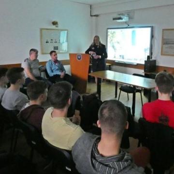 Pályaorientációs napot tartottak Balatonfüreden
