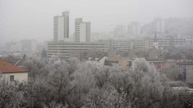 Több településen is magas a légszennyezettség