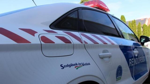 Új baleset-megelőzési kampányt indított a Baranya Megyei Rendőr-főkapitányság
