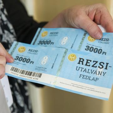 18 milliárd forint értékben váltottak be rezsiutalványt
