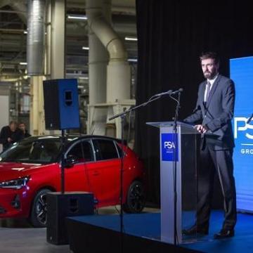 A magyar autóipar éves teljesítménye tízmilliárd forint