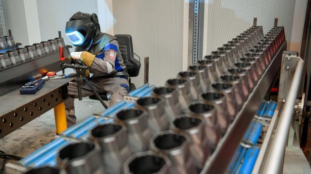 Csaknem 300 millió forintból fejleszt a Csaba-Berényi Gépgyártó Kft.