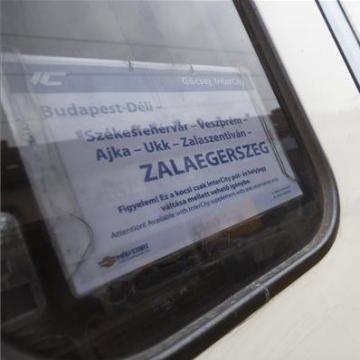 Jelentősen csökkent a Göcsej InterCity menetideje