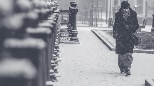 Szívinfarktust is okozhat a hideg időjárás