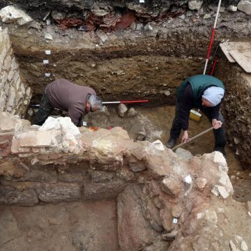 Szkíta kori település maradványaira bukkantak Szolnokon