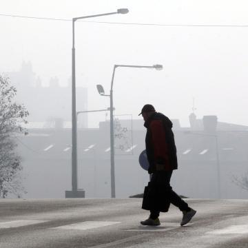Többfelé rossz a levegő a szálló por miatt