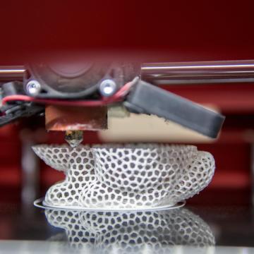 3D nyomtatási versenyt rendeznek középiskolásoknak
