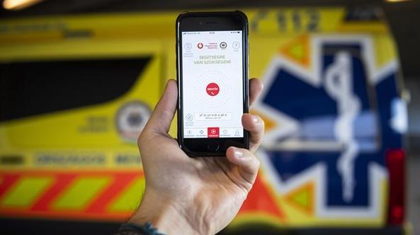 Elindult a mentők munkáját segítő ÉletMentő mobilalkalmazás
