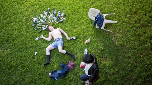 Elindult egy program a fiatalkori alkoholfogyasztás visszaszorításáért