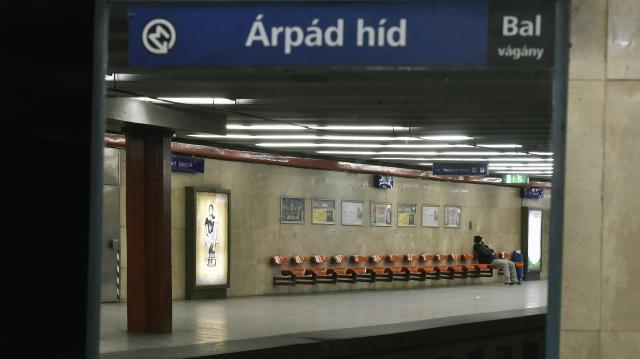 Göncz Árpád városközpontnak hívják szombattól az Árpád híd metróállomást