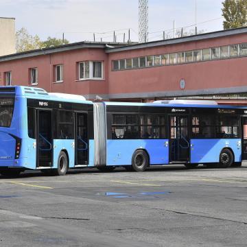 Hétfőtől módosított útvonalon járnak bizonyos buszok