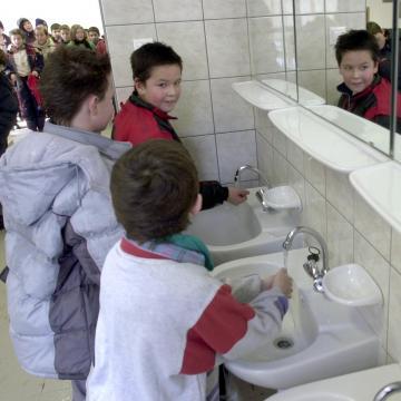 Koronavírus: sűrűbben kell kezet mosni, ez a leghatékonyabb megelőzés