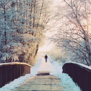 Mérséklődik a hideg a hétvégén