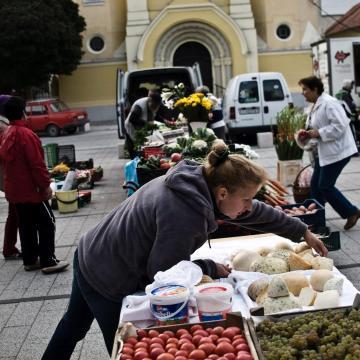 Nagy István: Két és félszeresére nőtt a termelői piacok száma