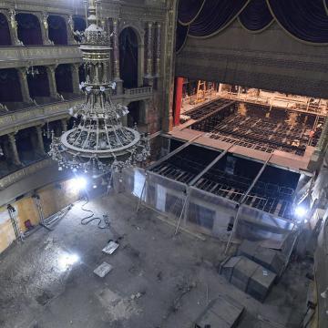 Sorra újulnak meg a színházak az egész országban