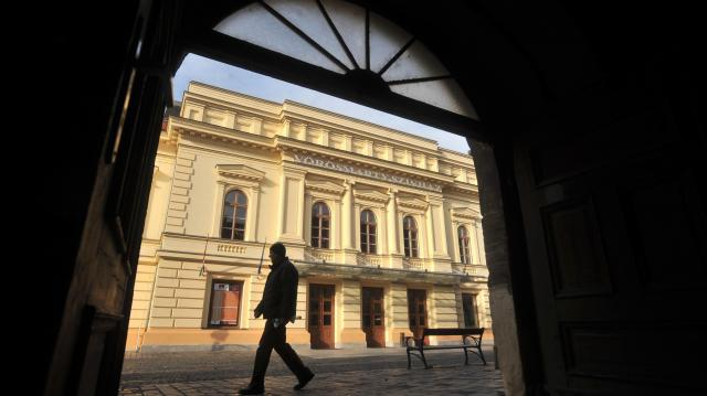Tánckrimit készített a Székesfehérvári Balett Színház Franz Kafka életéről