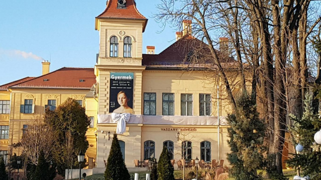 A magyar széppróza napja Balatonfüreden
