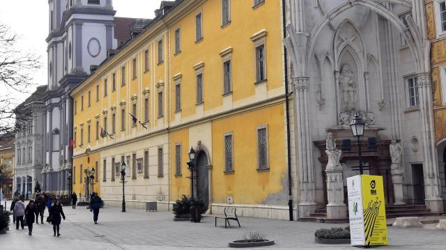 Árpád-ház Program: 5,5 milliárdból újul meg és bővül ki a székesfehérvári múzeum főépülete