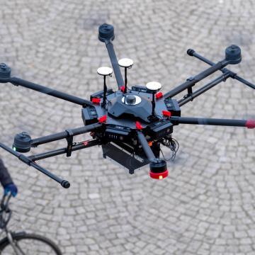 Drónok segítenek a mezőgazdaság fejlesztésében