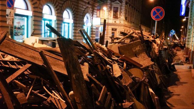 FKF: jövő pénteken indul a lomtalanítás Budapesten